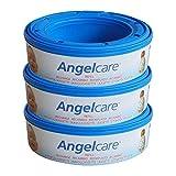 Angelcare Nappy Recharge Cassettes (3) - Paquet de 6