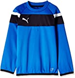Puma Spirit II Sweat-shirt Homme Royal/White FR : 164 (Taille Fabricant : 164)