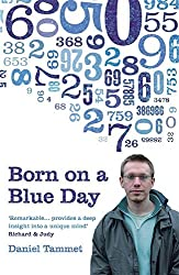 Born On a Blue Day by Daniel Tammet (2007-02-22)
