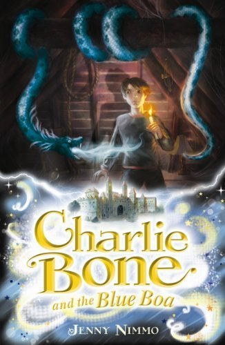 Charlie Bone and the Blue Boa by Nimmo, Jenny (2012) Paperback
