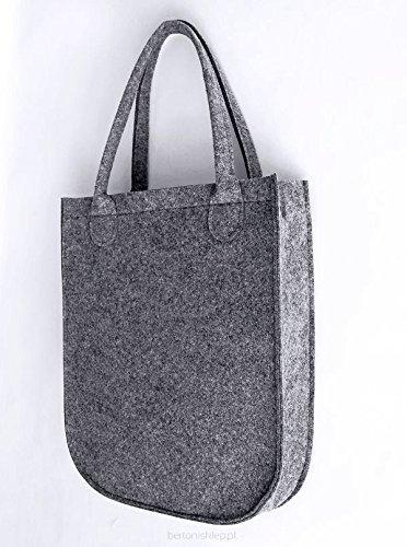 Felt Bag Felt Handtasche Schultertasche ELEONORA