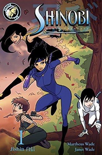 Shinobi: Ninja Princess #1 (English Edition) eBook: Martheus ...
