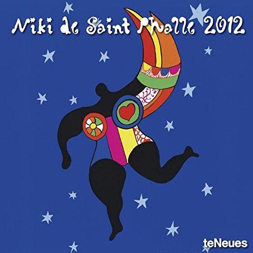Niki De Saint Phalle 2012 Calendar