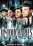 Untouchables: Fourth Season 2 [DVD] [Region 1] [US Import] [NTSC]