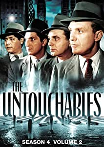 Untouchables: Fourth Season 2 [DVD] [Region 1] [US Import] [NTSC]