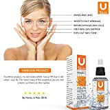 uSkin Care Anti Ageing Vitamin C Serum for Face