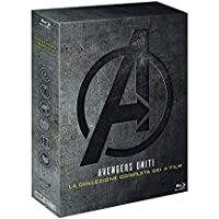 Avengers-1-2-3-4 + Disco Bonus
