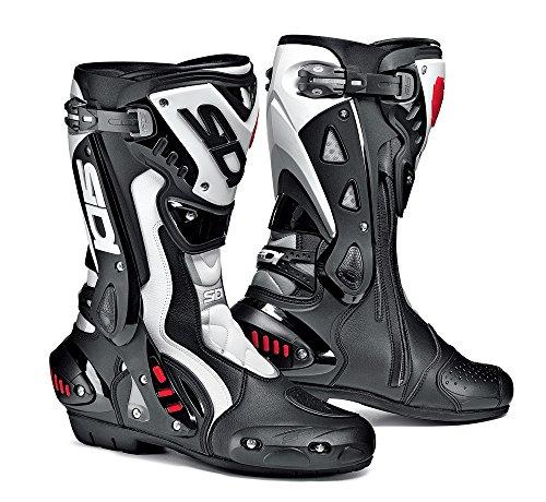 Preisvergleich Produktbild Sidi ST Motorradstiefel, Schwarz-Weiß, Größe: 43