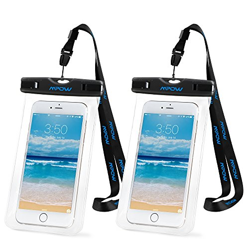 2-packs-mpow-ipx8-waterproof-case-universal-durable-underwater-dry-bag-touch-responsive-transparent-