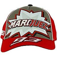 Marc Marquez 93 Moto GP Niños Logo Rojo Baseball Gorra Oficial 2018 166d20a3f5d