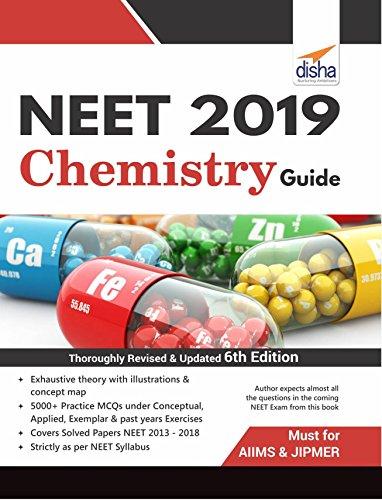 neet 2019 chemistry guide 6th edition ebook disha experts amazon