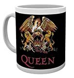 GB Eye, Queen, Colour Crest, Tazza