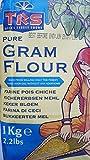 TRS Gram Flour 1 kg (harina de garbanzos)