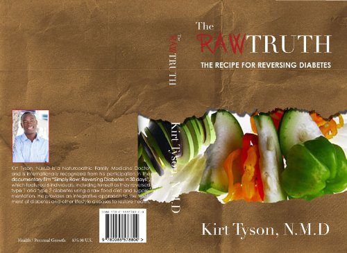 the-raw-truth-the-recipe-for-reversing-diabetes-english-edition