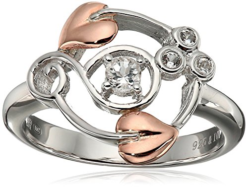 clogau-925-sterling-silver-and-10k-rose-gold-white-topaz-origin-ring-size-8