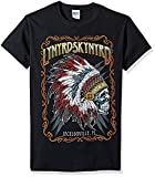 Lynyrd Skynyrd Indisches Skelett Männer Regular T-Shirt, X-Large, Black