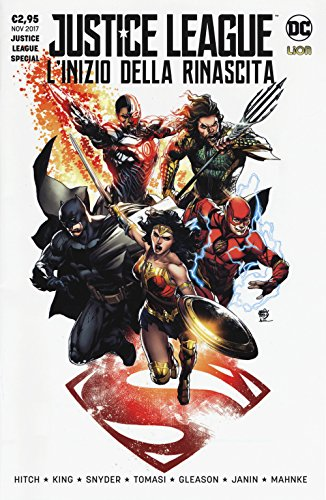L'inizio della rinascita. Justice League
