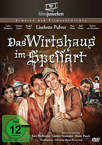 Das Wirtshaus im Spessart (Filmjuwelen) [DVD]