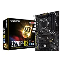 gigabyte lga1151Intel z270الاتجاهين SLI ATX DDR4Intel- لوحة (ga-z270x -ud5)