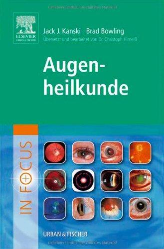 In Focus Augenheilkunde (Bücher Bowling,)