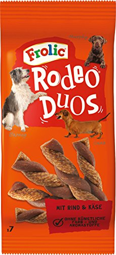frolic rodeo Frolic - Rodeo Duos Hundefutter - 140g