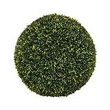 Aufora Boule topiaire Plante Artificielle, Vert, 43cm
