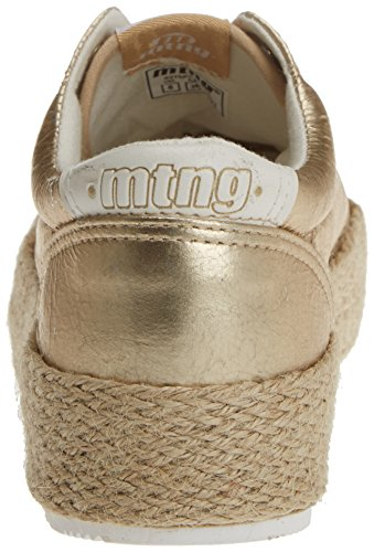 MTNG Attitude Evan, Chaussures de sport femme Doré (doré Crasto / blanc action PU)