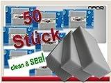 50 x Super Schwamm Radierschwamm Schmutzradierer