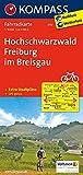 Hochschwarzwald - Freiburg im Breisgau: Fahrradkarte. GPS-genau. 1:70000 (KOMPASS-Fahrradkarten Deutschland, Band 3112)