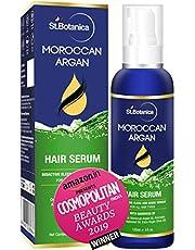 StBotanica Moroccan Argan Hair Serum For All Hair Types B