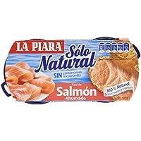 Piara Paté Salmon Solo Natural, 154 g
