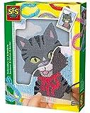 SES 00865 - Stickset Katze