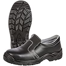 Seba 624 nslce Zapato baja, Negro S2 SRC, talla 41 -