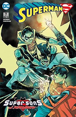 Superman Sonderband: Bd. 7: Super Sons of Tomorrow (Superman-comic-buch 1)
