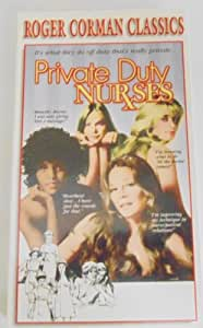 Private Duty Nurses [VHS] [Import USA]