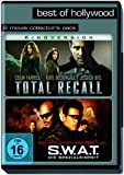 Best of Hollywood - 2 Movie Collector's Pack: Total Recall / S.W.A.T. - Die Spezialeinheit [2 DVDs]