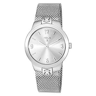 Reloj Tous Tmesh de acero Ref:400350980 36mm caja