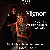 "Mignon aus Goethes ""Wilhelm Meisters Lehrjahre"""
