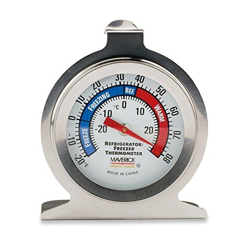 Maverick RF-01 K-hlschrank-Gefrierschrank-Thermometer