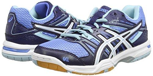 51tK24faIOL - ASICS GEL-ROCKET 7 Women's Multi-Court Shoes (B455N)
