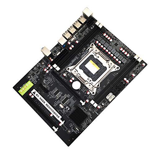 BEESCLOVER X79 Mainboard CPU RAM Combos X79 LGA2011 Motherboard E5 i7 CPU DDR3 Mainboard X79