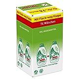 Ariel Vollwaschmittel Flüssig, 1er Pack (1 x 74 Waschladungen)