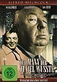Der Mann, der zuviel wusste - The Man Who Knew Too Much