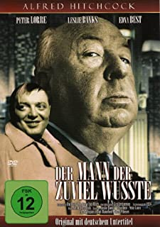 Der Mann, der zuviel wusste - The Man Who Knew Too Much