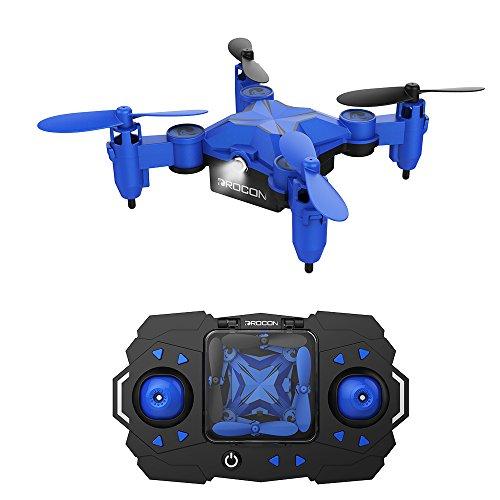 El Mini Drone giratorio DROCON Scouter para niños es un Quadcopter de...
