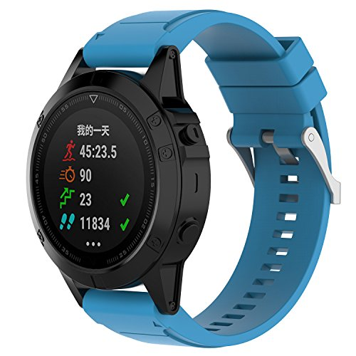XIHAMA Armband für Garmin Fenix 5