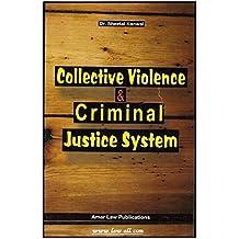 Amar Law Publication's Collective Violence & Criminal Justice System for LL.M Students by Dr. Sheetal Kanwal & Dr. Farhat Khan