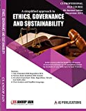 Ethics, Governance and Sustainability Old Syllabus Latest Edition CS Professional By CS Anoop Jain Applicable for December 2019 Exam