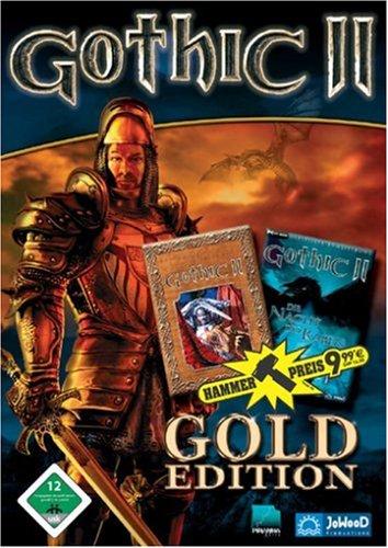 Gothic II - Gold Edition [Edizione : Germania] - Amazon Videogiochi