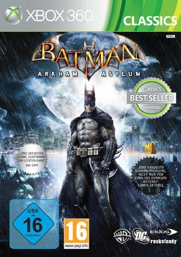 Batman: Arkham Asylum - [Xbox 360] (Xbox 360-spiele Arkham Asylum)